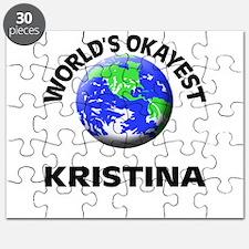 World's Okayest Kristina Puzzle