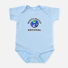 World's Okayest Krystal Body Suit