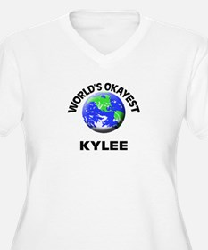 World's Okayest Kylee Plus Size T-Shirt