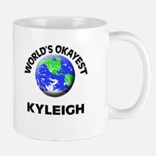 World's Okayest Kyleigh Mugs