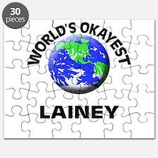 World's Okayest Lainey Puzzle