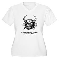 It Takes a village to raise a child. T-Shirt