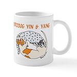 Birddog Yin & Yang Mug