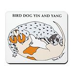 Birddog Yin & Yang Mousepad