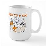 Birddog Yin & Yang Large Mug