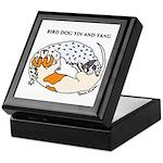 Birddog Yin & Yang Keepsake Box