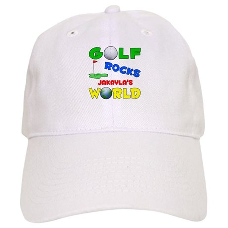 Golf Rocks Jakayla's World - Cap