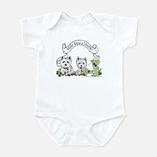 West Highland Happy Hour! Infant Bodysuit