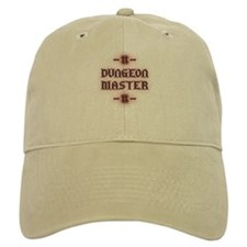 Dungeon Master Warded Baseball Cap