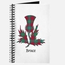 Thistle - Bruce hunting Journal