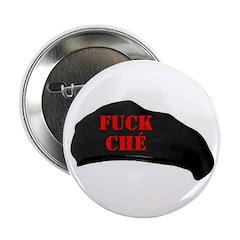 Fuck Che Beret Button