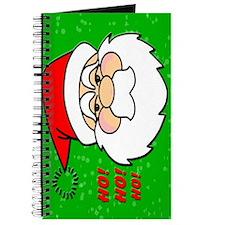 Ho Ho Ho Santa Journal