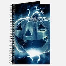 Spooky Jack-o-Lantern Journal
