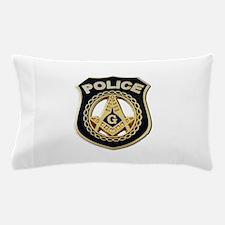 Masonic Police Pillow Case