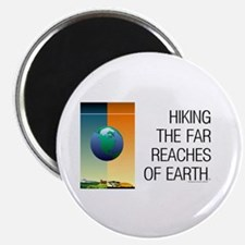 TOP Hike the Earth Magnet
