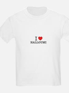 I Love HALLOUMI T-Shirt