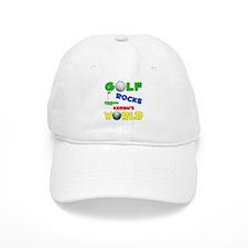 Golf Rocks Karen's World - Baseball Cap