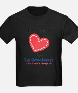 I have a Heart for Le Bonheur Childrens Hospital T