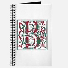 Monogram - Bruce hunting Journal