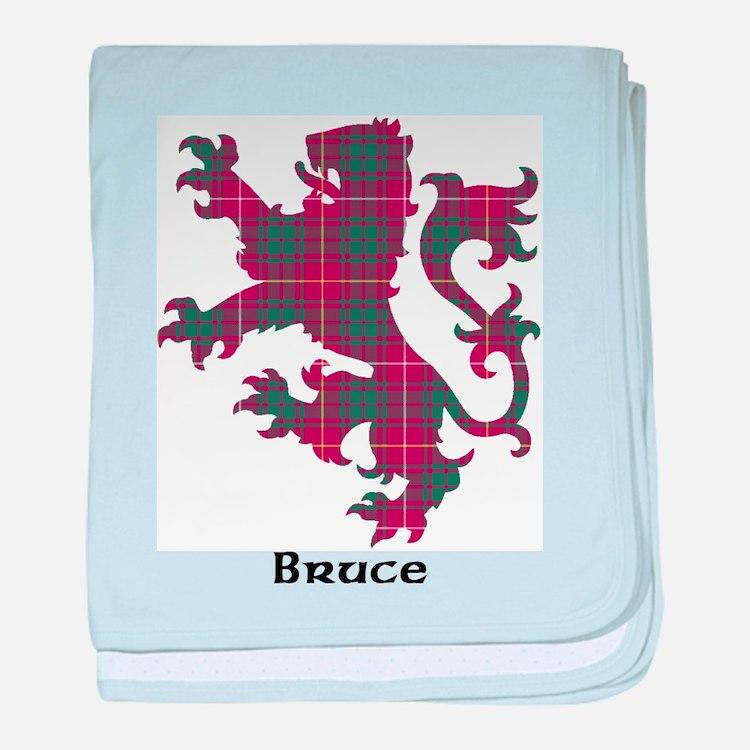 Lion - Bruce baby blanket