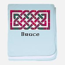 Knot - Bruce baby blanket