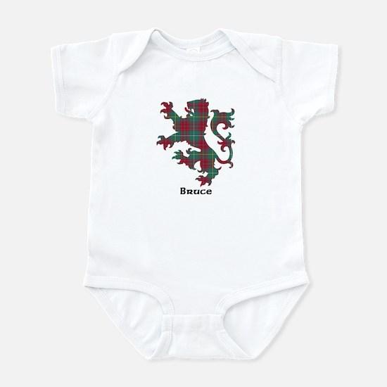 Lion - Bruce hunting Infant Bodysuit