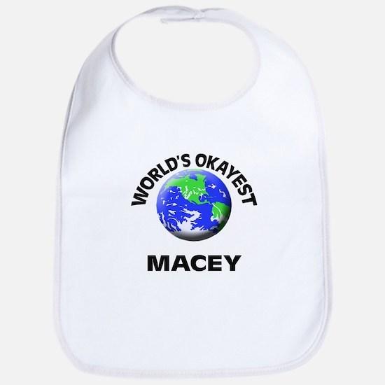World's Okayest Macey Bib