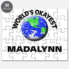 World's Okayest Madalynn Puzzle
