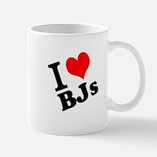 I love BJs Mugs