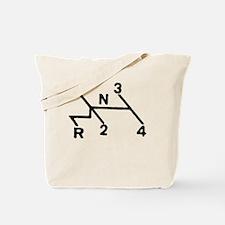 Funny Shift Tote Bag