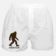 Unique Sasquatch hunter Boxer Shorts