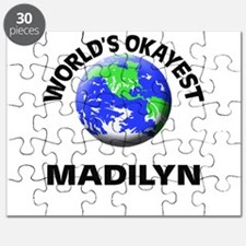 World's Okayest Madilyn Puzzle
