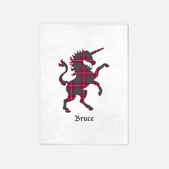 Unicorn - Bruce 5'x7'Area Rug