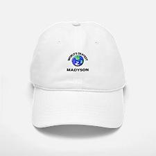 World's Okayest Madyson Baseball Baseball Cap
