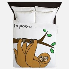 Unique Sloth Queen Duvet