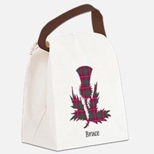Thistle - Bruce Canvas Lunch Bag