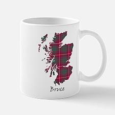 Map - Bruce Mug