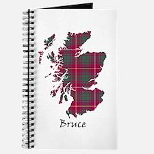 Map - Bruce Journal