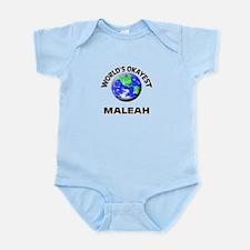 World's Okayest Maleah Body Suit