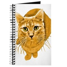 Orange Cat Journal