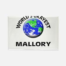 World's Okayest Mallory Magnets