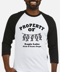Property of Fish & Game Baseball Jersey