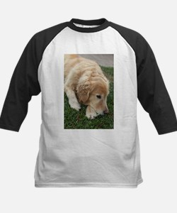 Nala the golden retriever in repos Baseball Jersey