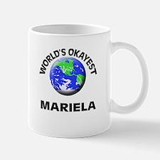 World's Okayest Mariela Mugs