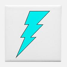 Lightning Bolt 13 Tile Coaster