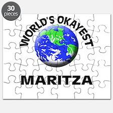 World's Okayest Maritza Puzzle
