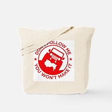 Unique Off road Tote Bag