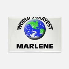 World's Okayest Marlene Magnets