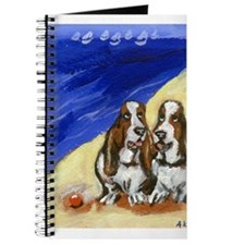 BASSETS at the Beach Design Journal