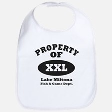 Property of Fish & Game Bib